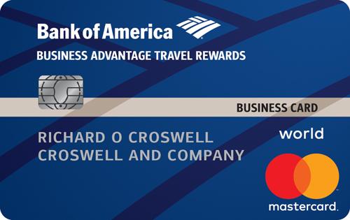 Bank of america platinum visa business credit card learn more bank of america business advantage travel rewards world mastercard credit card intro balance transfer na intro purchases 0 9 billing cycles reheart Images